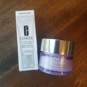 Clinique Take the Day Off & Hydrating Jelly Travel